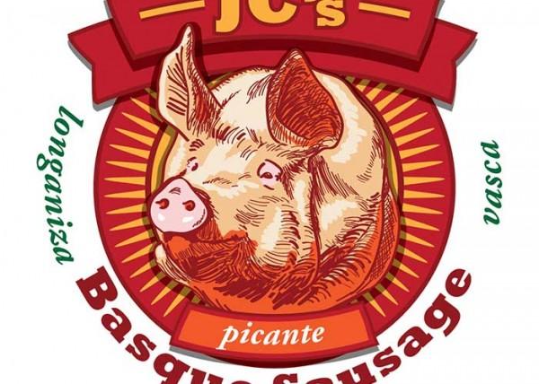JC's Basque Sausage Picante (Longaniza Vasca)