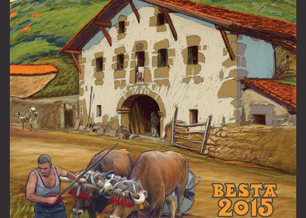 KCBC 2015 BESTA poster