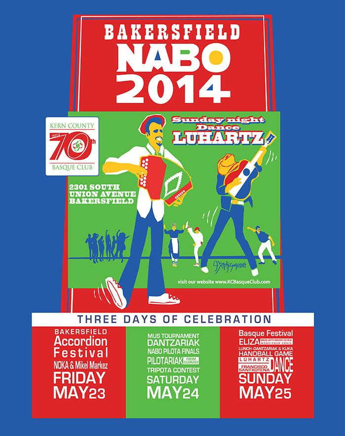 KCBC 2014 BESTA poster NABO