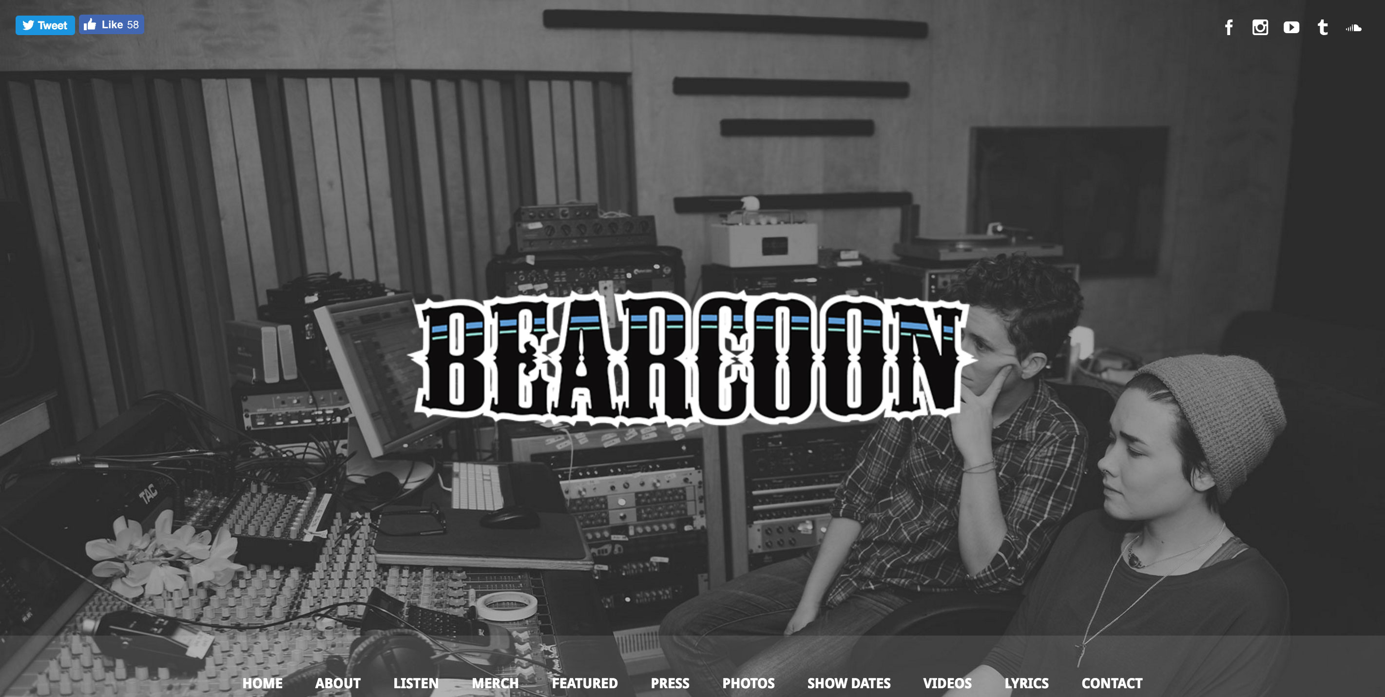 BEARCOON website