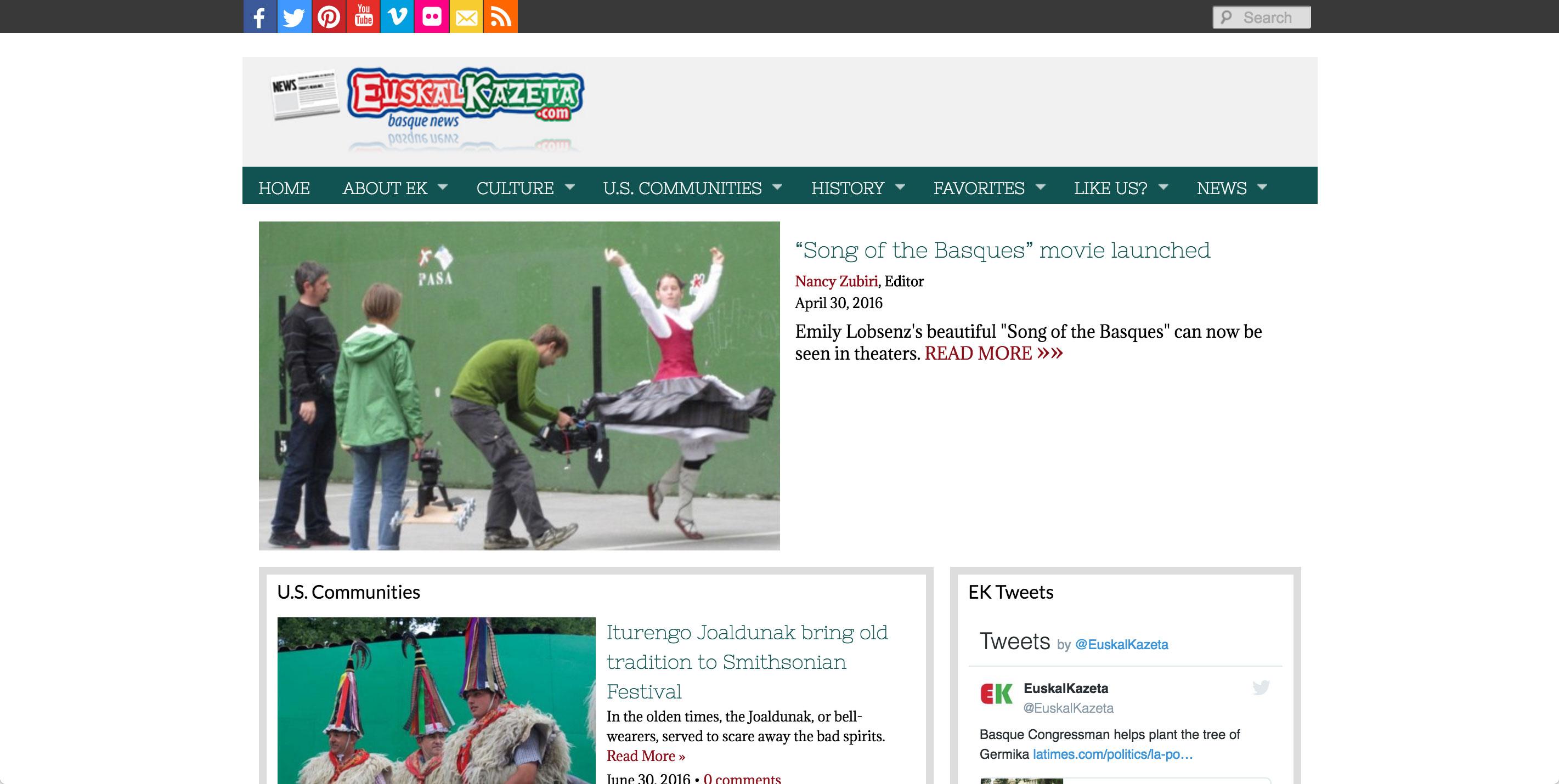 EuskalKazeta.com